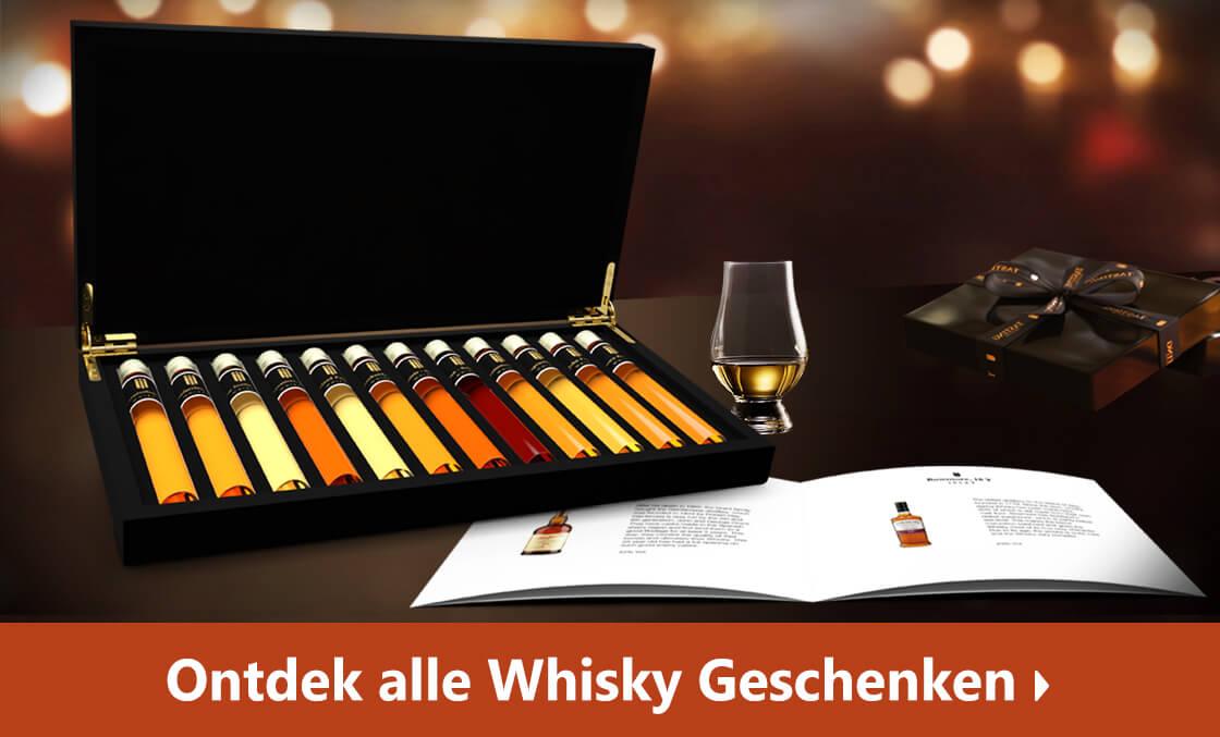 Whisky Geschenken Cadeau's