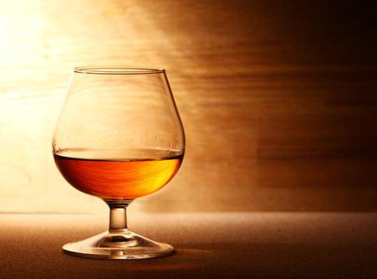 Cognac Proben