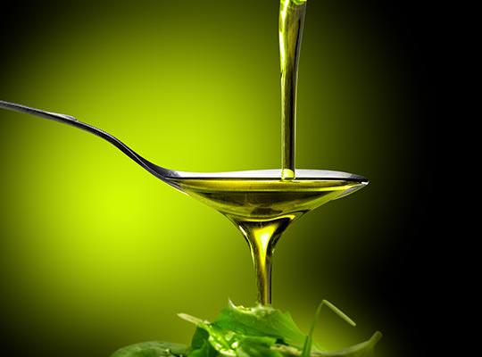 Öl und Balsamico Proben